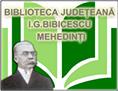 Biblioteca Județeană I.G. BIBICESCU Mehedinți